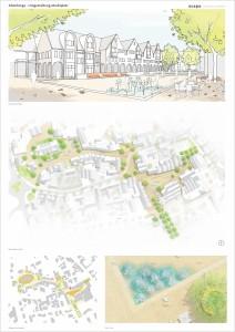 Entwurf Marktplatz scape 1