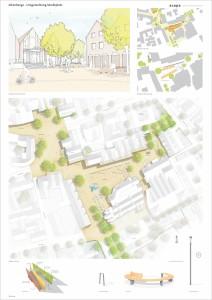 Entwurf Marktplatz scape 2